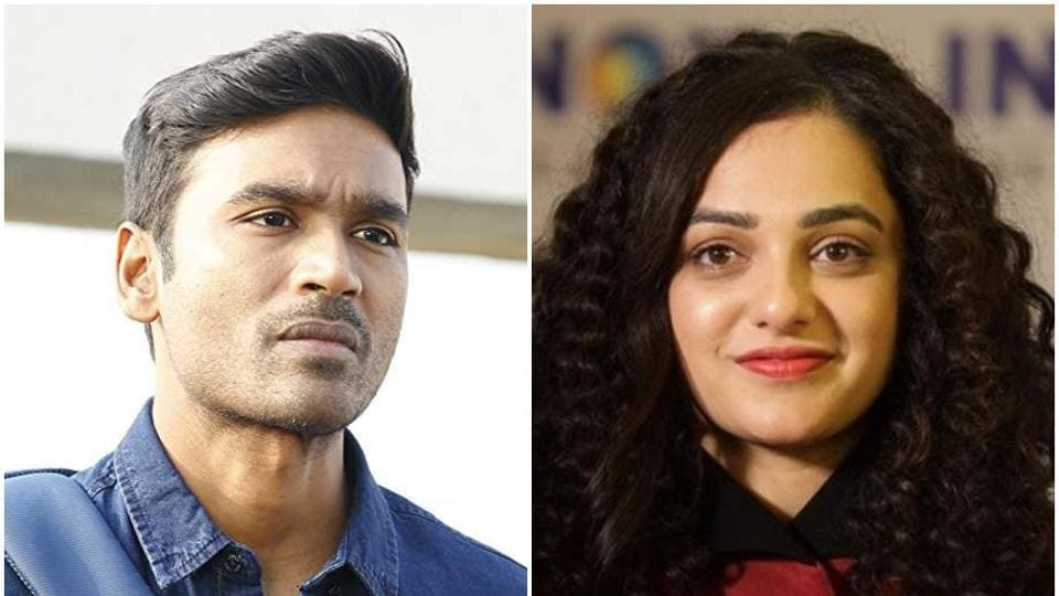 Nithya Menen to team up with Dhanush for the first time - regional movies - Hindustan Times