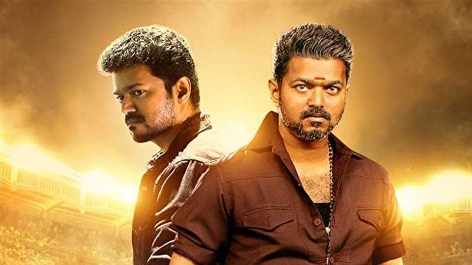 Vijay played a double role in Bigil, which was directed by Atlee.