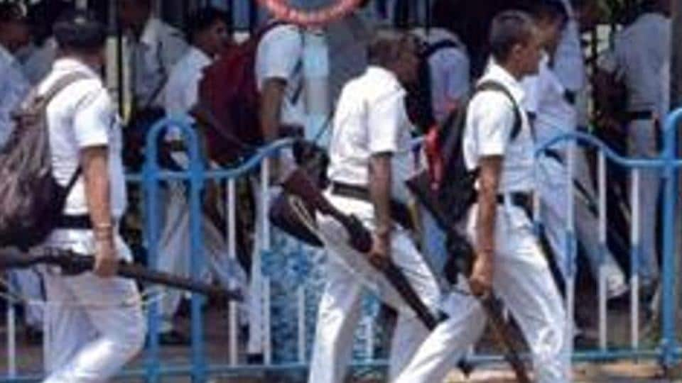 Police arrested the main accused in the case after the Calcutta High Court sought a report on the incident