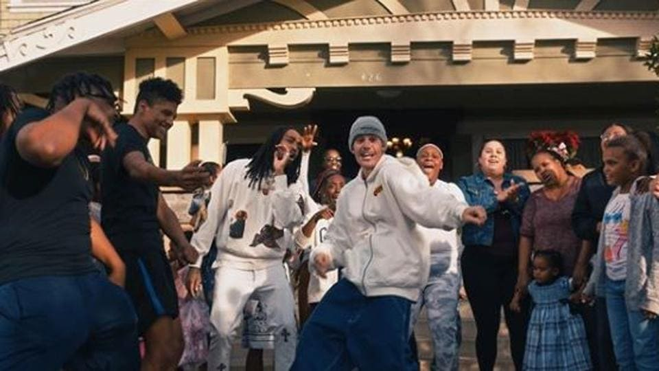 Justin Bieber has released a new song.