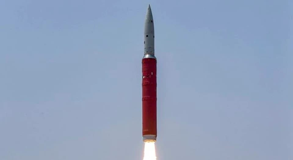 India to develop 200-km range tactical ballistic missile