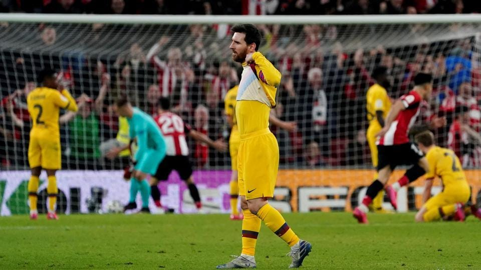 Basque double dumps Barcelona and Real Madrid out of Copa ...