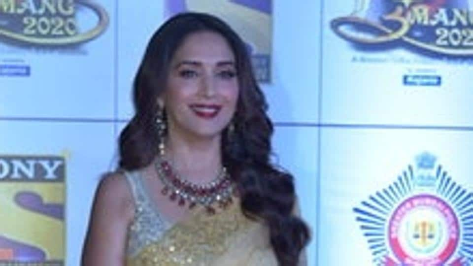 Shubhash Ghai says Madhuri Dixit was his best student ever