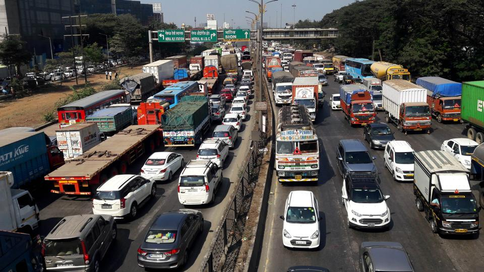 Traffic in India is a famously untameable beast. And since we've steadfastly refused to learn to stop honking so far, we might just have to learn it the hard way. Honk More, Wait More!