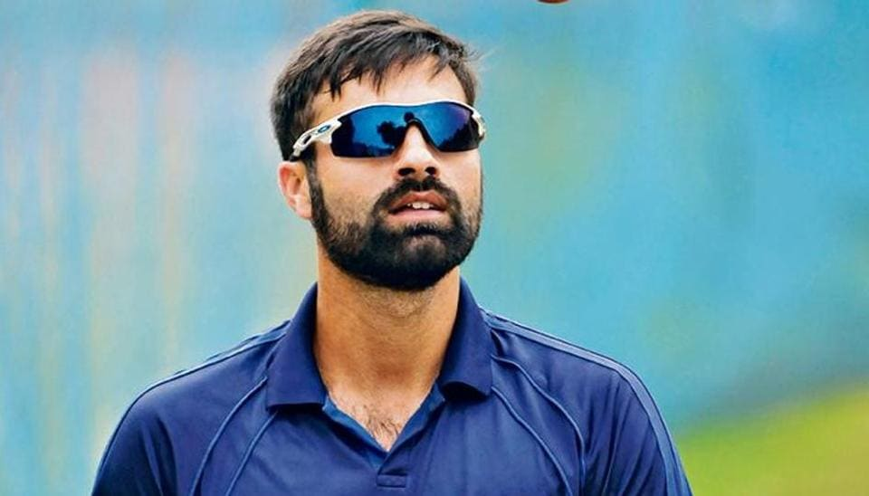 Jammu & Kashmir captain Parvez Rasool has led his team to the top of the Elite Group C table of the Ranji Trophy.