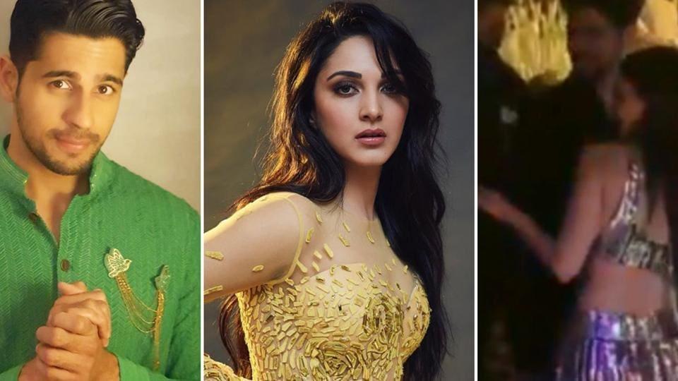 Sidharth Malhotra and Kiara Advani burn the dance floor in new video from Armaan Jain's reception. Watch