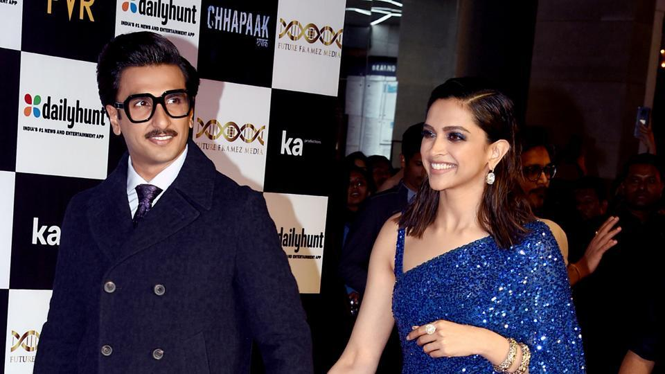Deepika Padukone shares glimpse from pre-Valentine's Day vacation with Ranveer Singh. See pic