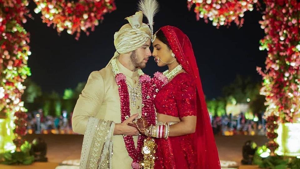 Priyanka Chopra and Nick Jonas said their 'I Dos' at the majestic Umaid Bhawan Palace in Jodhpur.