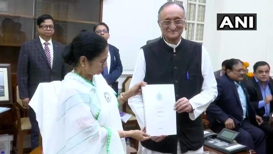 West Bengal finance minister Amit Mitra on Monday presented the Trinamool Congress' last full Budget before the 2021 assembly polls in the state.