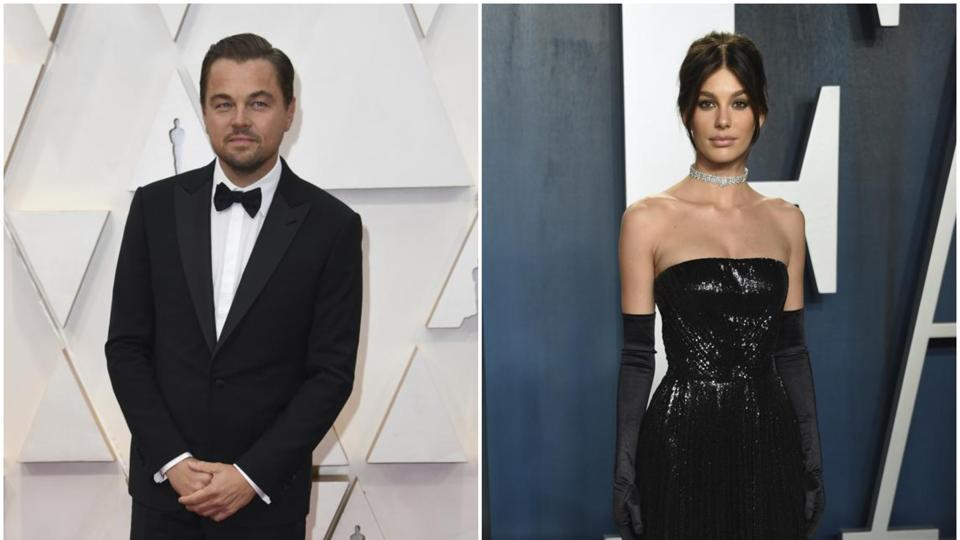 Leonardo DiCaprio and his girlfriend Camila Morrone made a rare appearance at the 92nd annual Academy Awards.