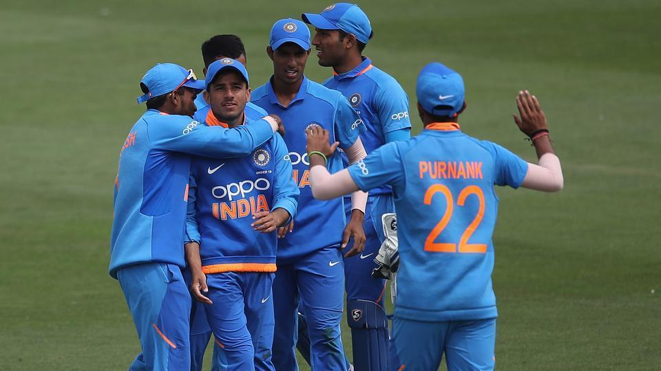 File photo of U19 World Cup.