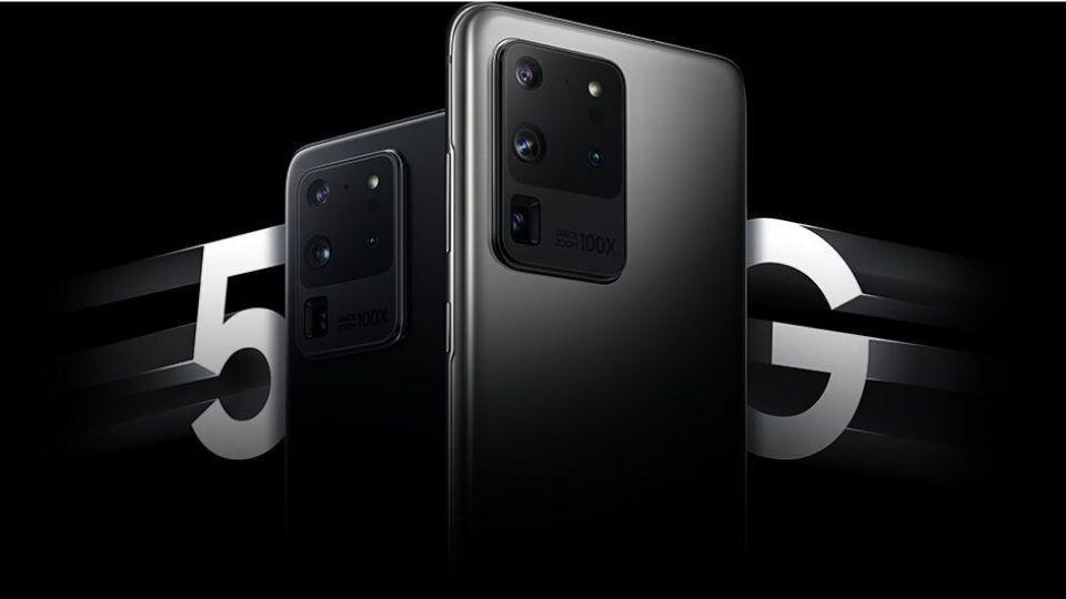 Samsung GalaxyS20 series will feature 5G models as well.