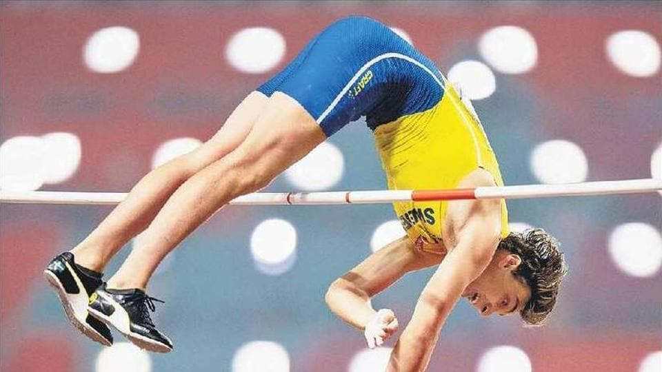 Rickard Nilsson has been working with Sweden's Olympians including Duplantis for a decade.