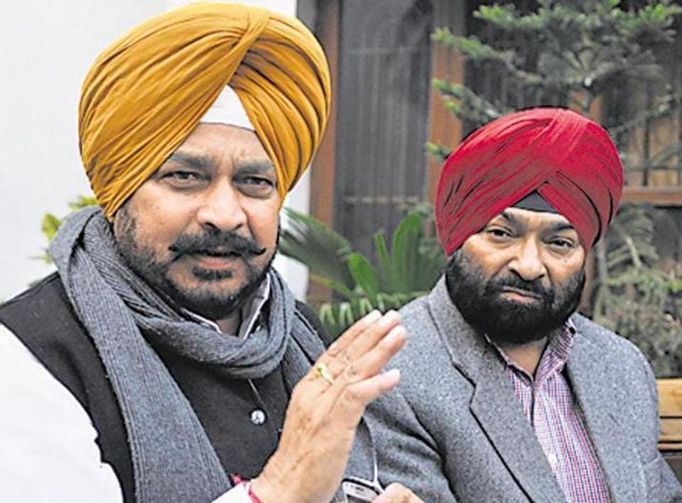 Punjab minister Sadhu Singh Dharamsot  was interacting with mediapersons  in Chandigarh. The Congress, like 2015, remains without a seat in the Delhi Assembly but this time with even less vote share.