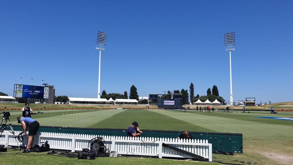 India vs New Zealand 3rd ODI: The pitch for the 3rd ODI between India and New Zealand is expected to be a slow one at Bay Oval in Mount Maunganui on Tuesday.