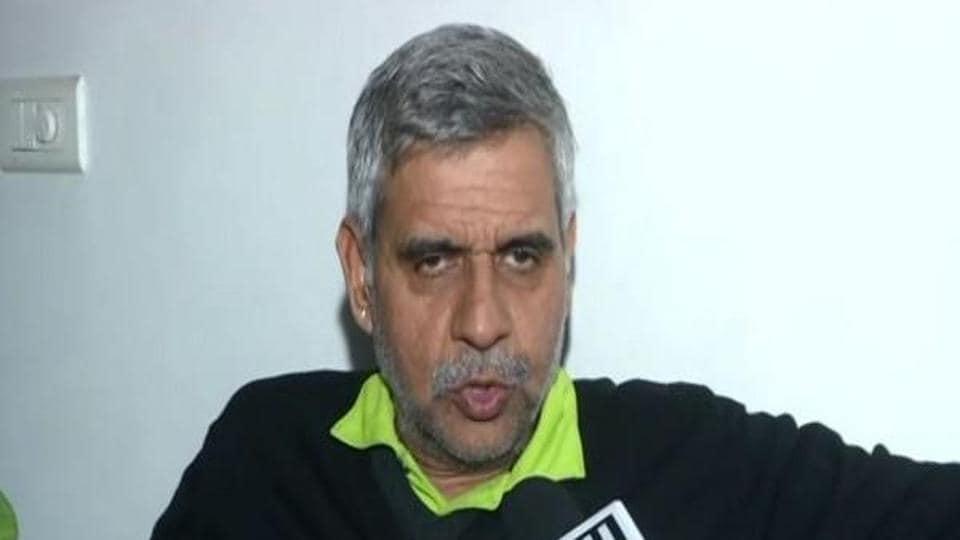 Congress leader Sandeep Dikshit.