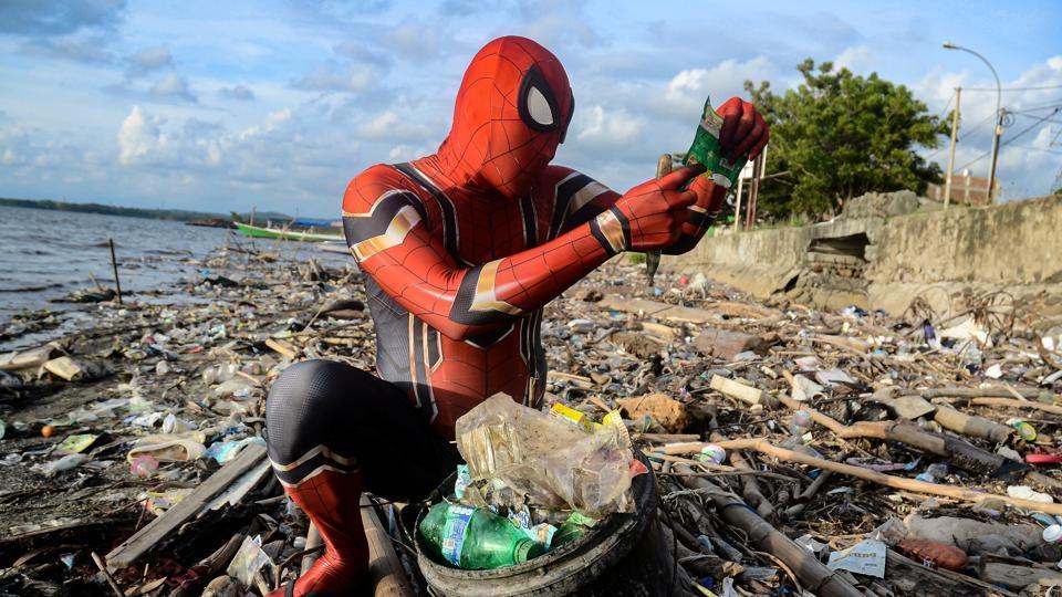 Risultato immagini per Rudy Hartoono, spider man