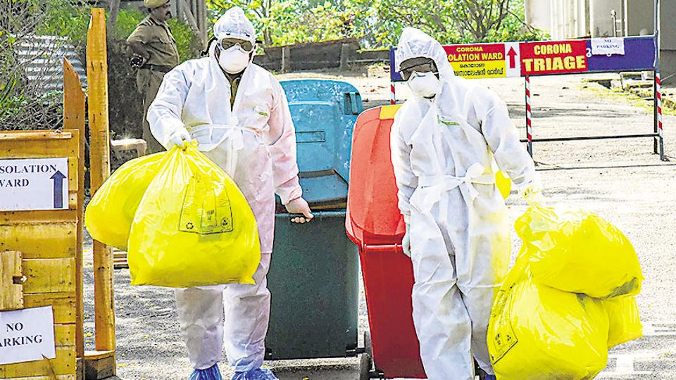 Both patients, medical students who returned from virus-hit Wuhan in China on January 24, will be allowed to leave the hospital once the NIV confirms observations of the state health department.