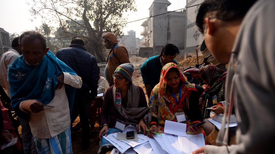 Poll Counting for Uttam Nagar will take place on February 11.