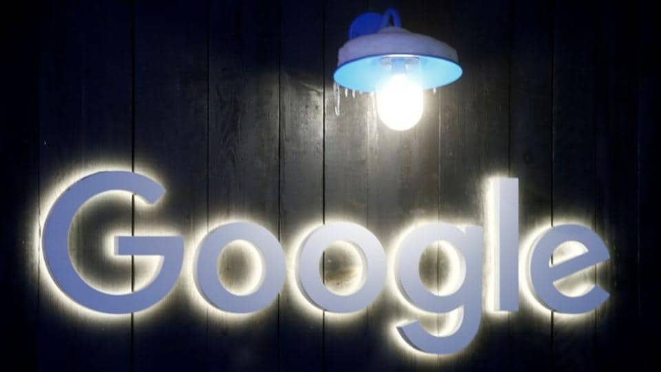 The logo of Google is seen in Davos, Switzerland January 20, 2020. Picture taken January 20, 2020.