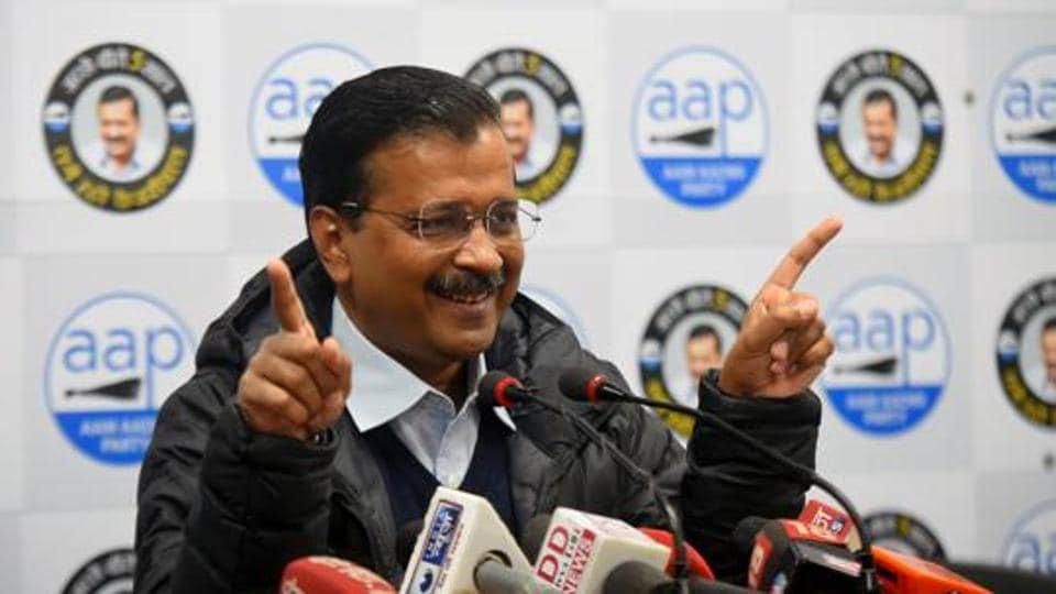 Kejriwal, sitting legislature from New Delhi, pipped three-time chief minister Sheila Dikshit in 2013 assembly elections.