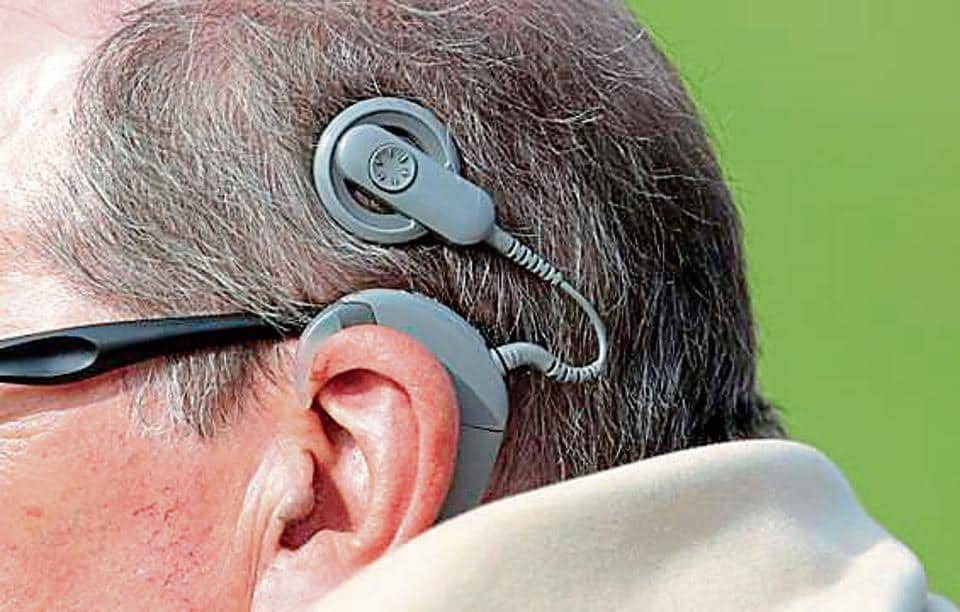 Cochlear implants are electronic hearing devices, implanted onto people with severe to profound hearing loss, in order to produce useful hearing sensations.