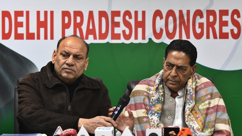 Delhi Pradesh Congress Committee (DPCC) president Subhash Chopra had taken moral responsibility for the poll debacle earlier in the day.