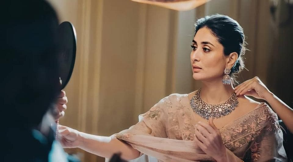 """Kareena said, """"As you all probably know, 2020 is also a very special year for me. It is my 20th year in Bollywood and coincidentally it's also the 20th year of Lakme Fashion Week."""""""