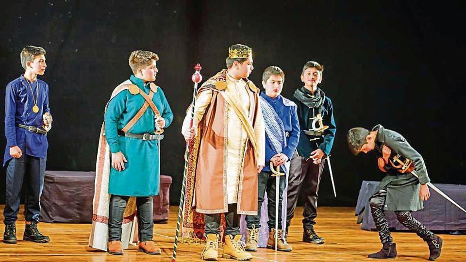 Helen O'Grady International India, organised 'Shakespeare Slam – The Battle of the Bard,' an inter-school Shakespeare drama competition.