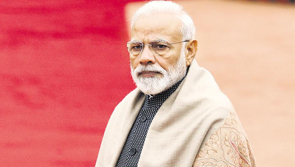 Prime Minister Narendra Modi  on Wednesday urged citizens to pay their dues for the country's development