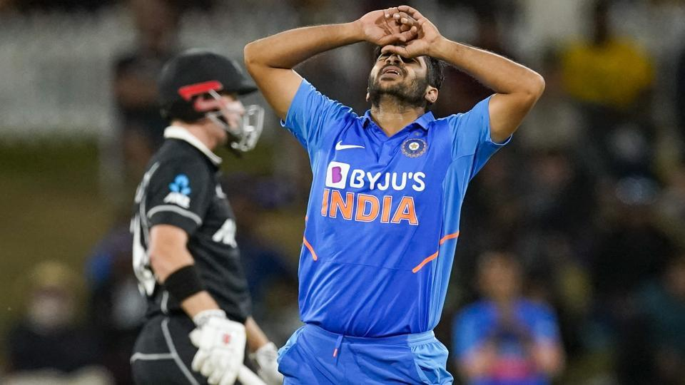 India's fast bowlers were not able to have any impact on the series