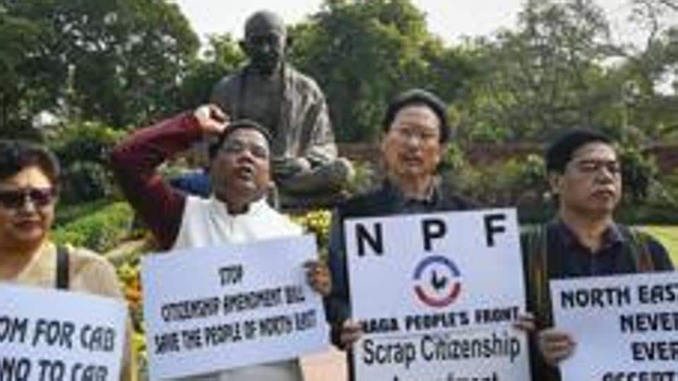 The BJP leaders were welcomed to NPF by party's president Shurhozelie Liezietsu. More leaders from the saffron party are expected to join the opposition camp in coming days, according to a NPF press statement. (Image used for representation).