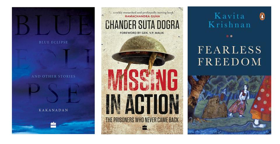 Books on soldiers declared missing in action, the curtailment of women's autonomy, and police torture feature on this week's list of good reads.