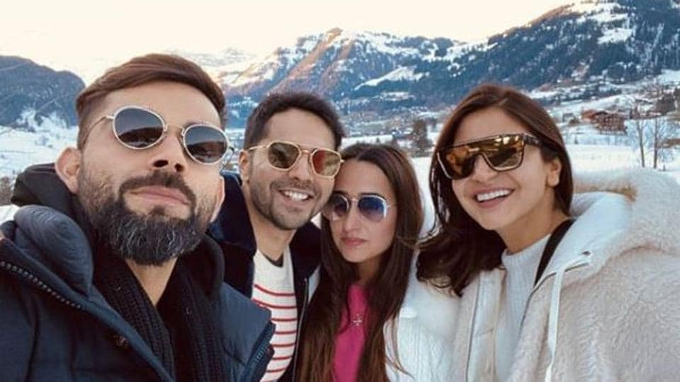 Varun Dhawan quashes wedding rumours after visiting girlfriend Natasha  Dalal's home with family: 'It was a birthday party' | Hindustan Times