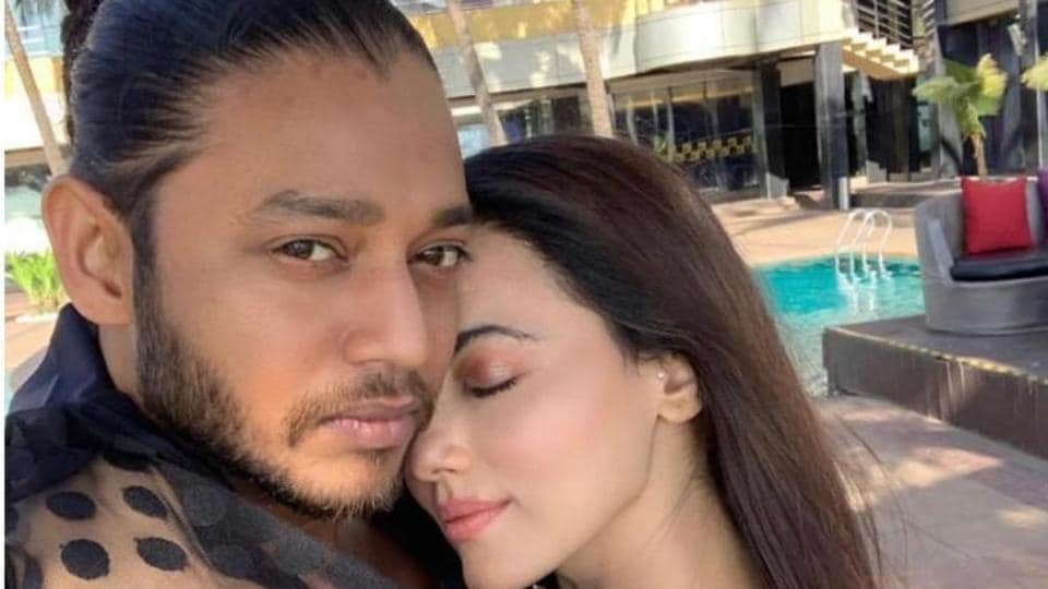 Sana Khan recently confirmed that she and Melvin Louis have parted ways.