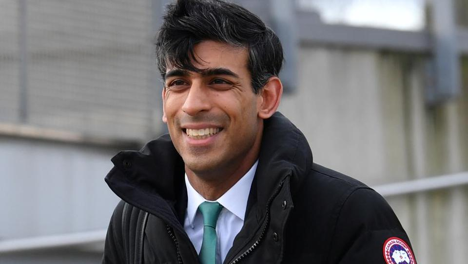 Britain's Chief Secretary to the Treasury Rishi Sunak arrives to attend a cabinet meeting held at the National Glass Centre at the University of Sunderland, in Sunderland, Britain January 31, 2020. Paul Ellis/Pool via REUTERS