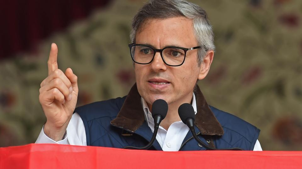Former Chief Minister of Jammu and Kashmir Omar Abdullah