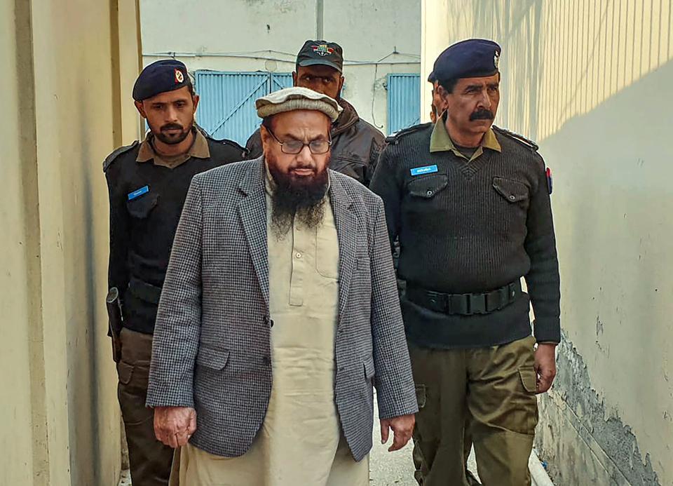 Lashkar-e-Taiba founder Hafiz Saeed