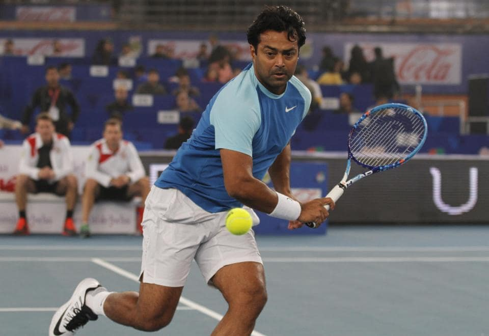 The journey of Leander Paes