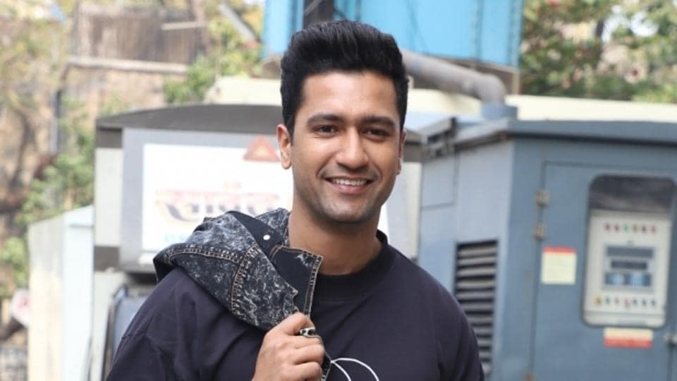 Actor Vicky Kaushal at the trailer launch of his upcoming film Bhoot Part One: The Haunted Ship.