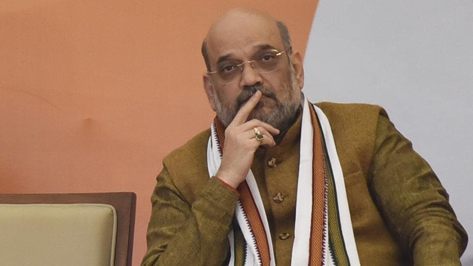 Amit Shah  said that the BJP does not fight elections only for victory or defeat, but believes in expanding its ideology through the polls.