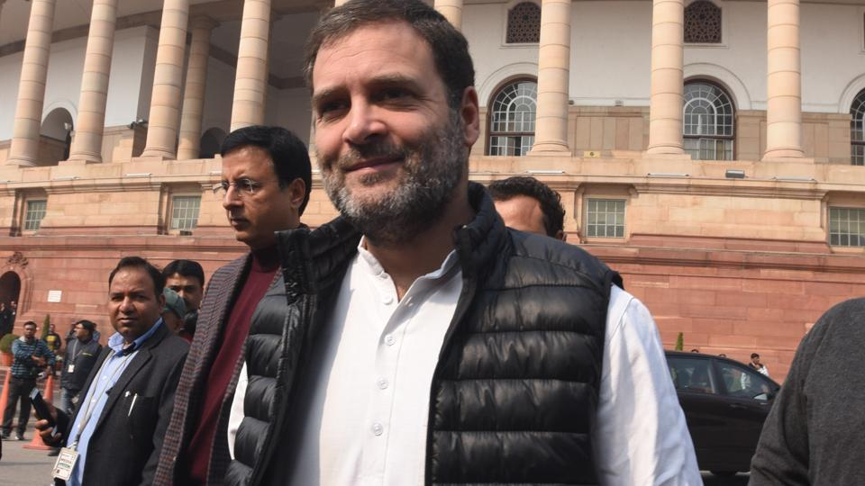 Rahul Gandhi on Thursday tweeted an old photo of BJP protest against LPG price hike