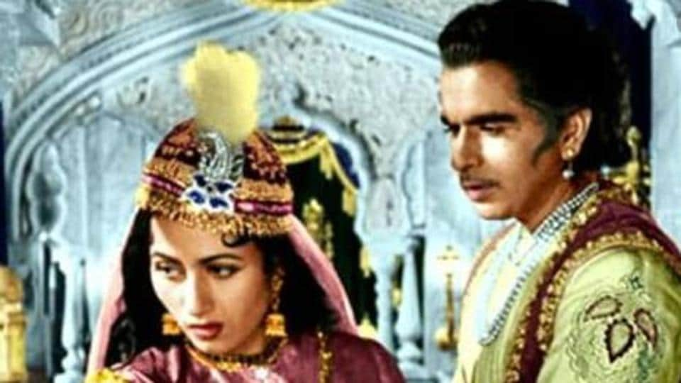 Madhubala and Dilip Kumar, who met in 1951 during the making of Tarana, remained in a nine-year-old relationship.