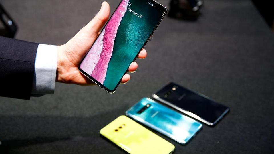 Samsung Galaxy S10 series available at reduced prices in India.