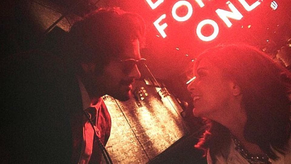 Ali Fazal and Richa Chadha are in a relationship since a few years.