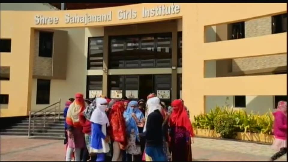 More than 60 students of a college in Gujarat's Bhuj were allegedly forced to remove their undergarments to prove they were not menstruating
