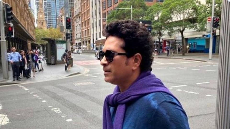 Sachin Tendulkar shares video of his 'first love' on Valentine's Day - WATCH