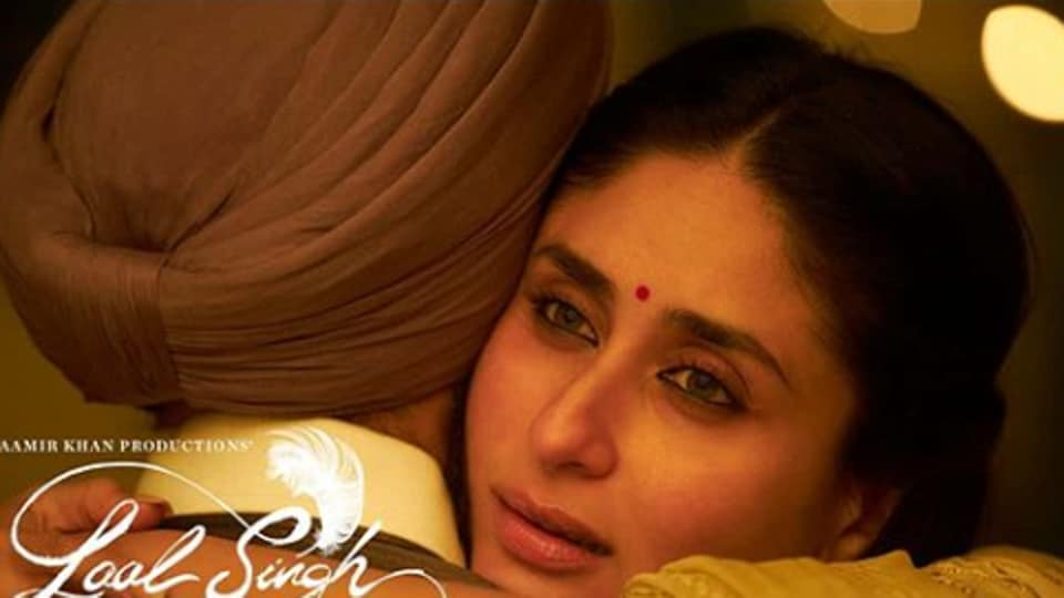 Kareena Kapoor's Laal Singh Chaddha look out, Aamir Khan ...