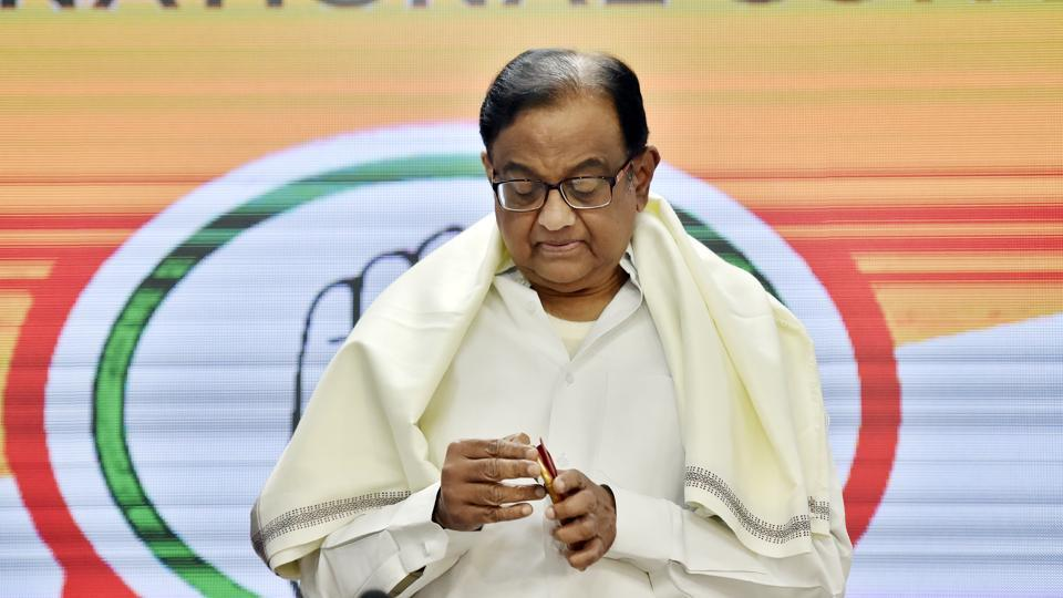 """Senior Congress leader P Chidambaram addressed the Jawaharlal Nehru University on Thursday and said the Citizenship Amendment Act (CAA) was an outcome of the """"Assam fiasco""""."""