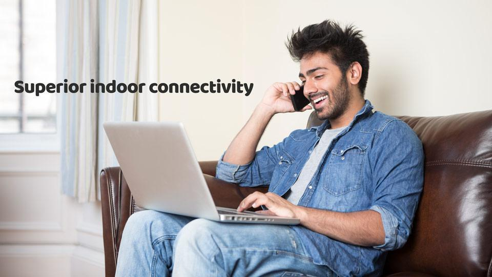 The technology can be accessed over any home or public Wi-Fi network.